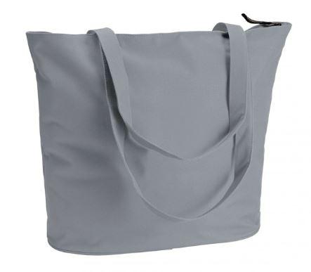Grå taske