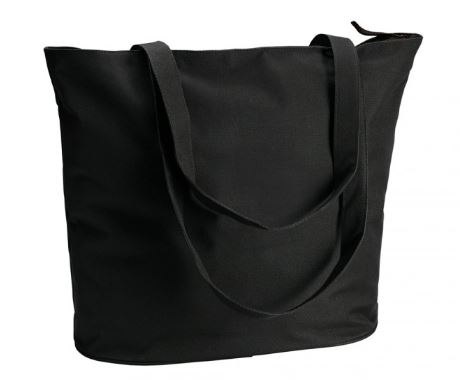 Sort taske